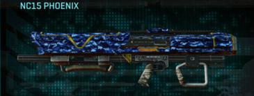 Nc digital rocket launcher nc15 phoenix
