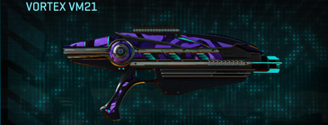Vs alpha squad max vortex vm21