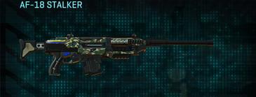 Scrub forest scout rifle af-18 stalker