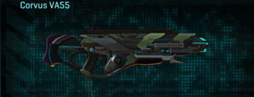 Amerish scrub assault rifle corvus va55