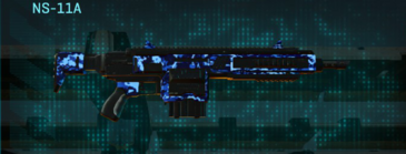 Nc digital assault rifle ns-11a