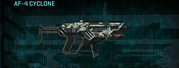 Northern forest smg af-4 cyclone