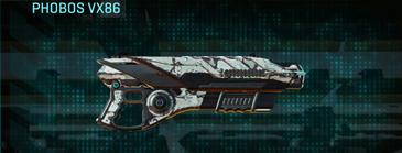 Rocky tundra shotgun phobos vx86
