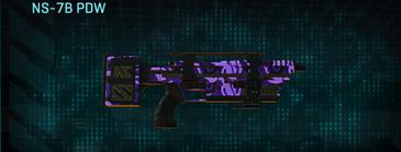 Vs alpha squad smg ns-7b pdw