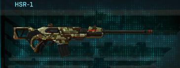 India scrub scout rifle hsr-1