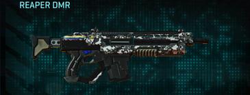 Snow aspen forest assault rifle reaper dmr