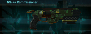 Clover pistol ns-44 commissioner