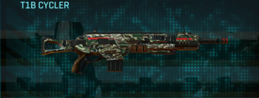 Scrub forest assault rifle t1b cycler
