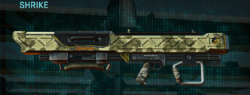 Palm rocket launcher shrike
