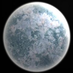 Phosphorus planet