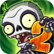 Plants Vs. Zombies™ 2 It's About Time Icon (Versions 4.1.1)
