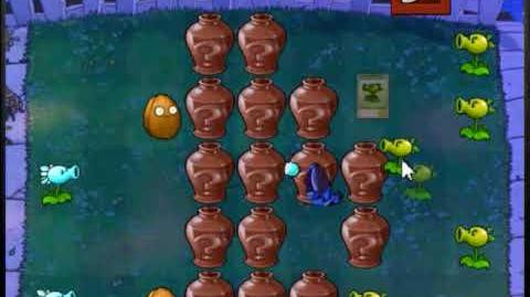Plants vs Zombies Vasebreaker (Online Version)