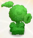 Peashooter topiary