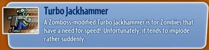 Turbo Jackhammer