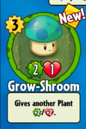 Grow-Shroom bought