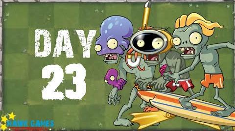Modern Day Day 23