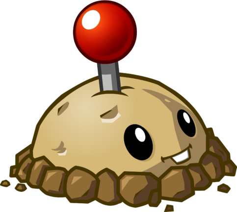 File:Potato Mine HD.png