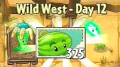 Wild West Day 12 - Plants vs Zombies