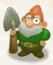 Mr garden gnome