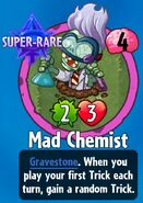 Receiving Mad Chemist (new)