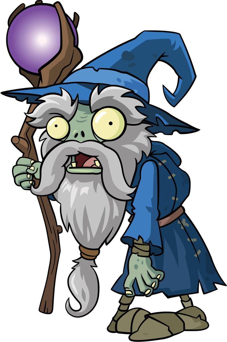 Zombi mago galer a wiki plants vs zombies fandom for Cuartos decorados de plants vs zombies