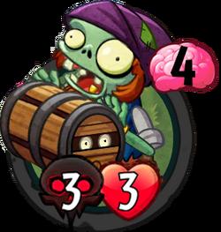 Barrel Roller ZombieH