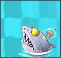 Zombot Sharktronic Sub Almanac