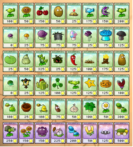 File:All Plant Seed Packets.png