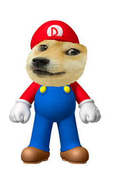 File:Mario Doge.png