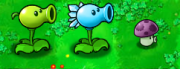 File:180px-Peashooter, Snow Pea and Puff-shroom.png