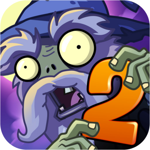 File:Plants Vs. Zombies™ 2 It's About Time Icon (Versions 2.5 to 2.6).png