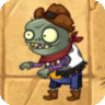 Zombie Bull Rider or Cowboy Imp