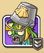 Bikini Buckethead's Level 2 icon