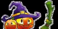 Pumpkin Witch/Gallery