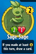 Receiving Sage Sage-0
