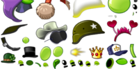 Plants vs. Zombies 2/Gallery of plant sprites