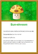 Sun-shroom Online