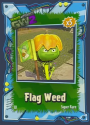 FlagWeedGW2Sticker