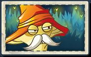 Flame Mushroom New Dark Ages Seed Packet