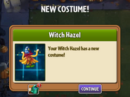Got Costume Witch Hazel