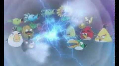 Plants with Angry Birds Season 2 Teenage Wizards Theme song-0