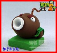 Free-Shipping-New-Arrvial-Plants-vs-zombies-2-It-is-about-time-Coconut-Cannon-action-figure