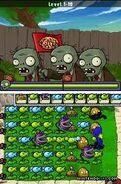 Plants VS Zombies Level 1-10 DS