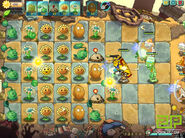 PVZOL Ancient Egypt Gameplay