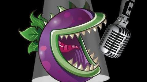 Plants vs Zombies - Chomper audition Failure!!