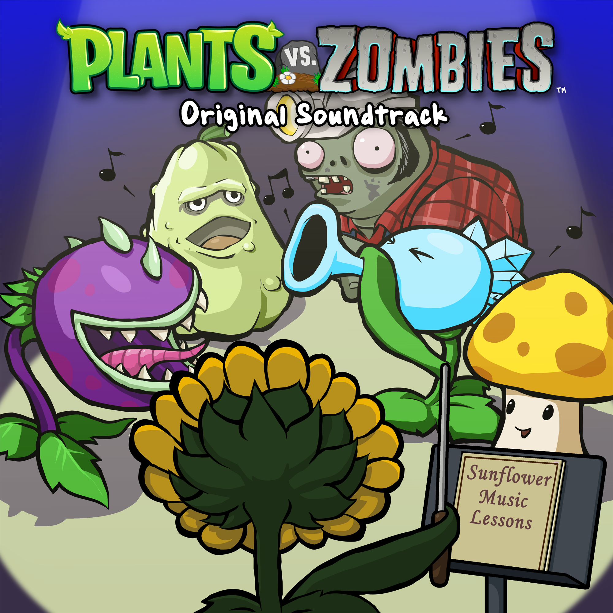 Plants vs. Zombies Original Soundtrack   Plants vs ...