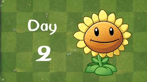 PvZ 2 Player's House - Day 2 Walkthrough created by JInhaoooooooooo