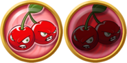 Unused Cherry Bomb Powerup Buttons