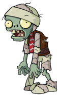PVZ2 HD Beta Mummy Zombie