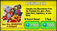 Premium Pack Store